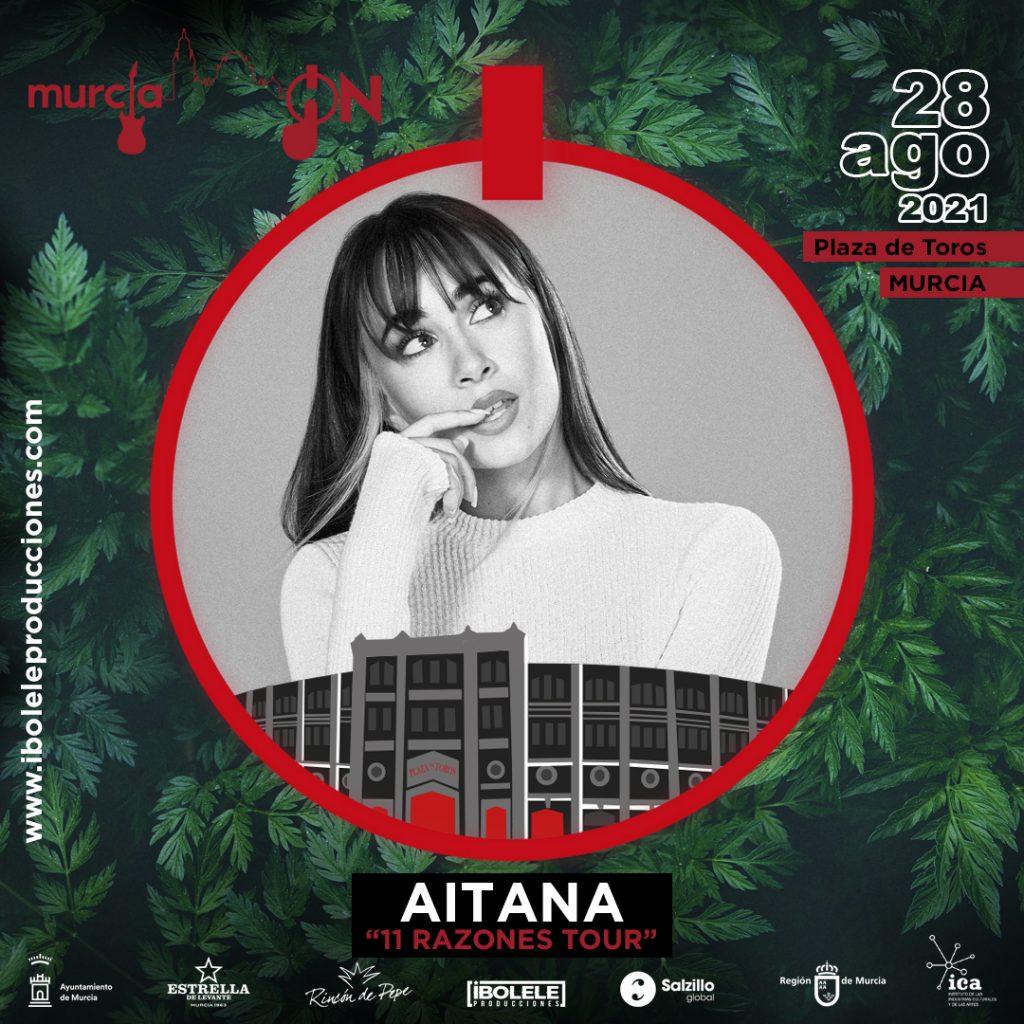 Murcia On: Aitana