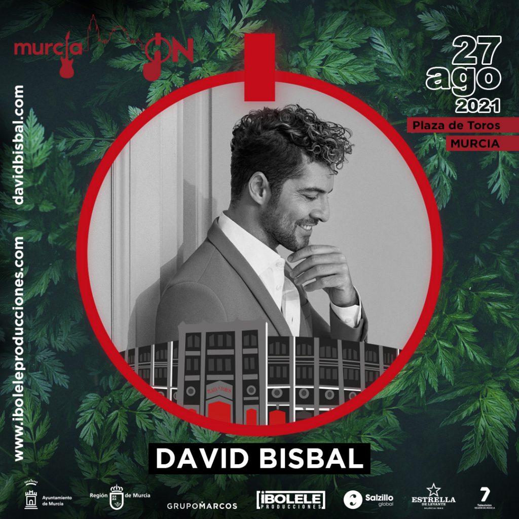 Murcia On: David Bisbal