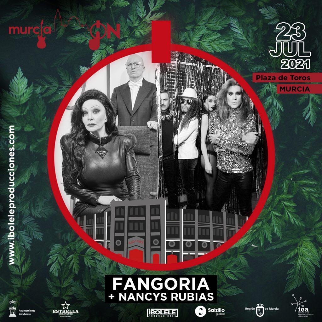 Murcia On: Fangoria + Nacys Rubias