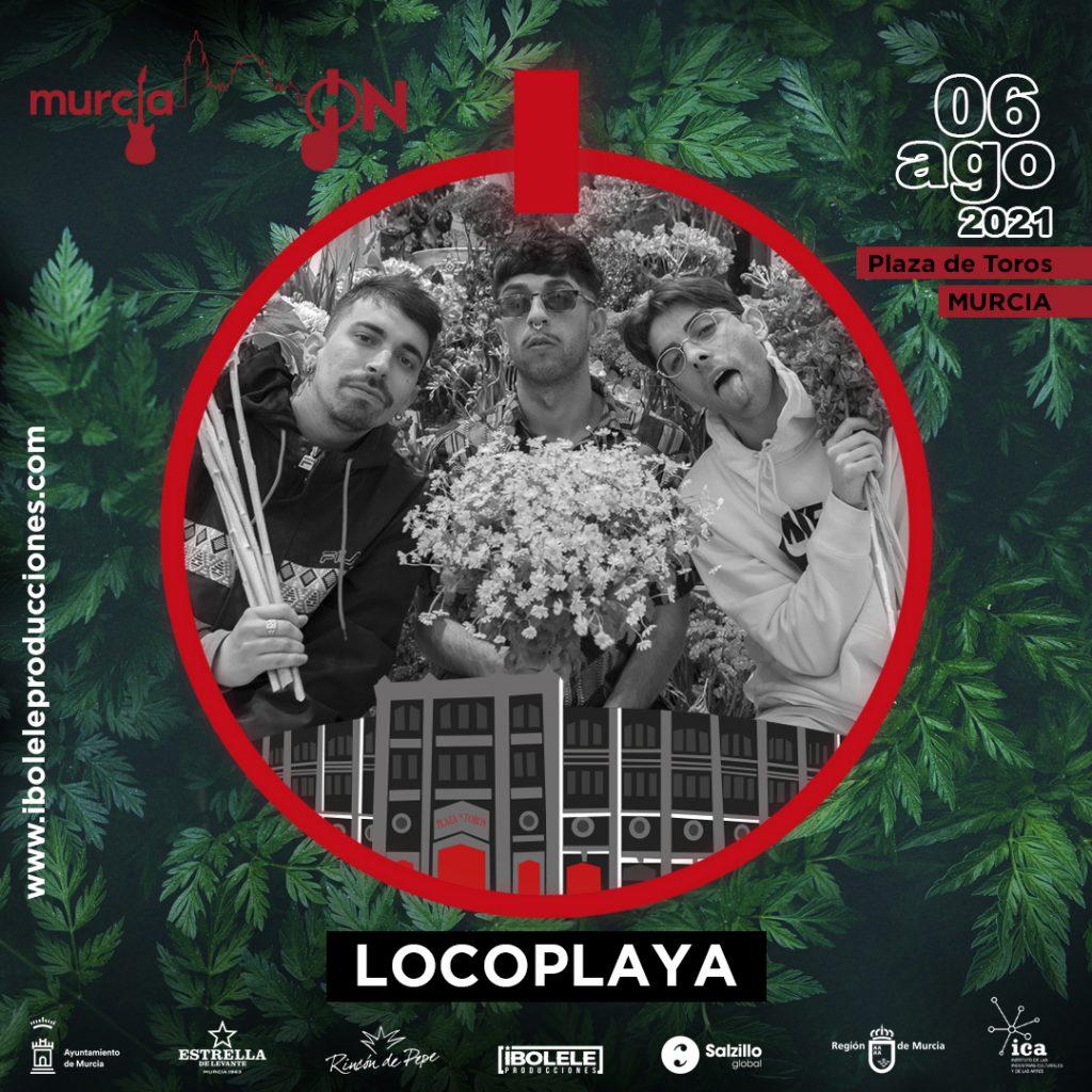 Murcia On: Locoplaya