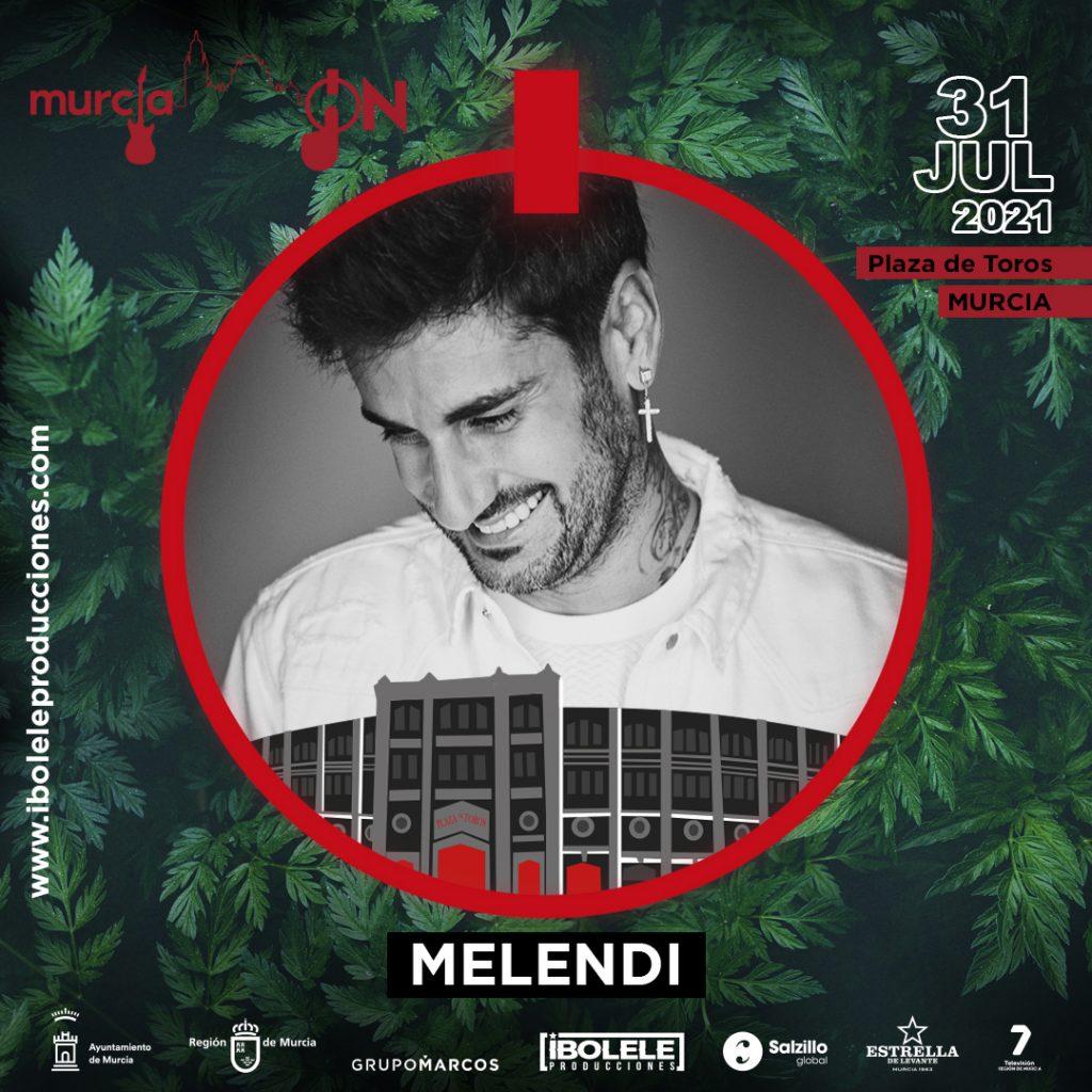 Murcia On: Melendi