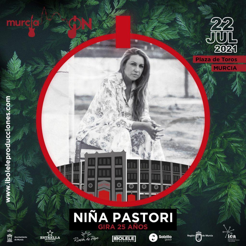 Murcia On: Niña Pastori