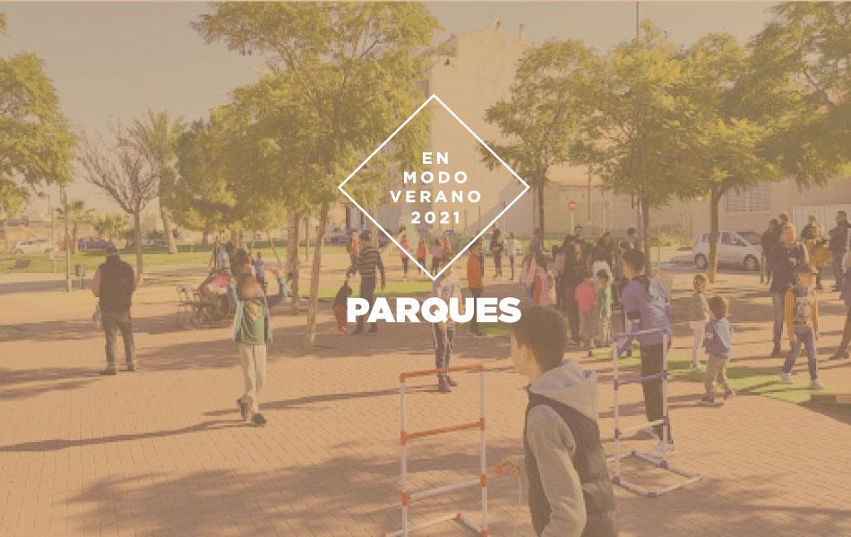Lunes 5 de julio: Barriomar (Jardín de las Azaleas)