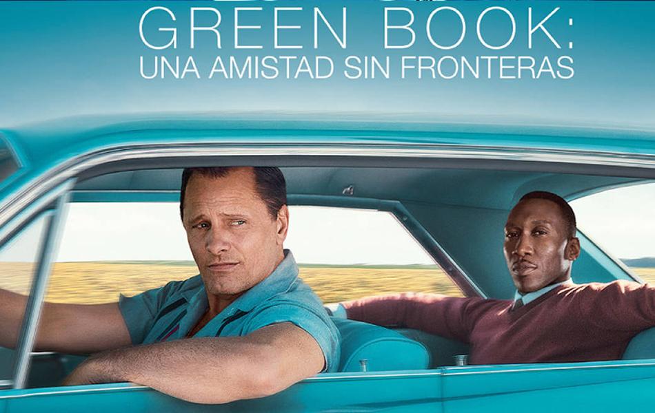Cine de verano. Green Book. Parque Fofó