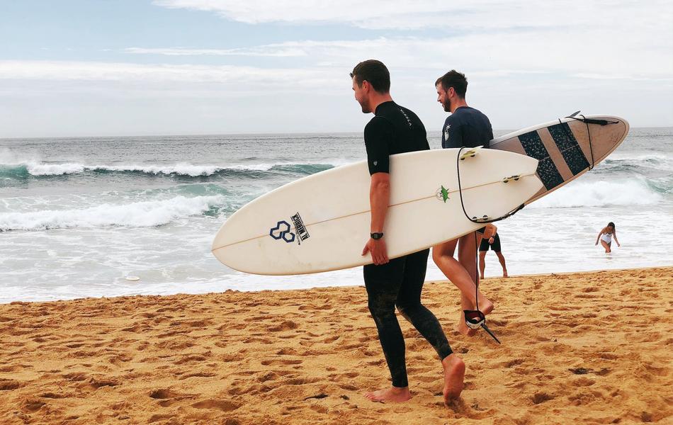 Programa Redes. Iniciación al Surf