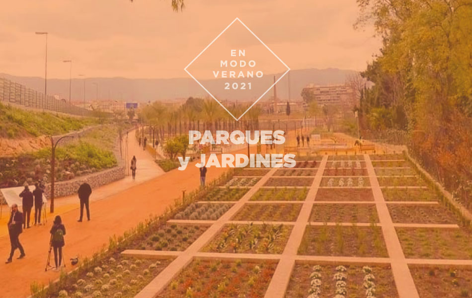 Miércoles 28 de julio: Murcia Río. (Jardín de la Alameda, en Malecón)