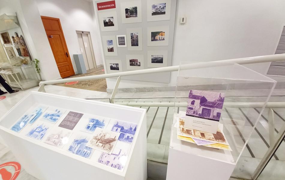 A vueltas con… Miradas y emociones. Una exposición de Néstor Lisón y Sanjo.