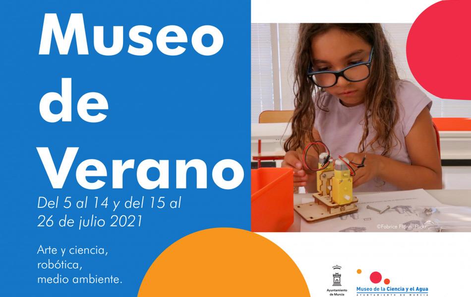 Museo de Verano. Taller Infantil