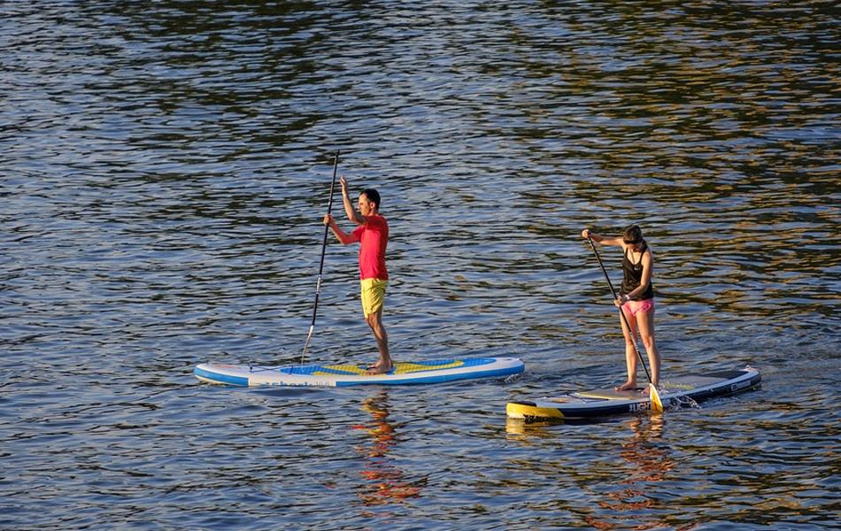 Programa Redes. Campamento Rafting, Espeleología y Paddle surf en río Quípar