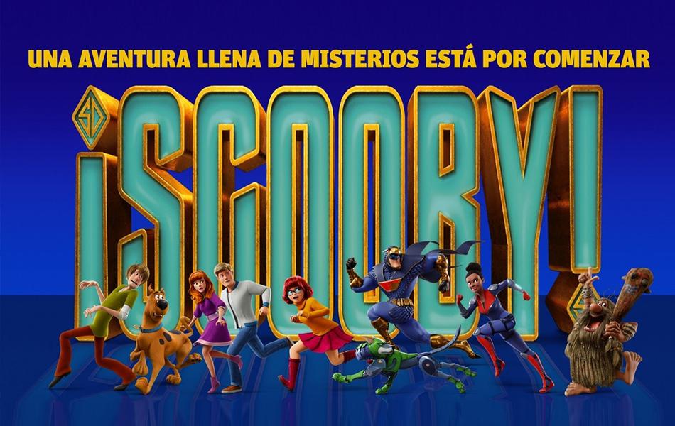 Cine de verano. ¡Scooby! Parque Fofó