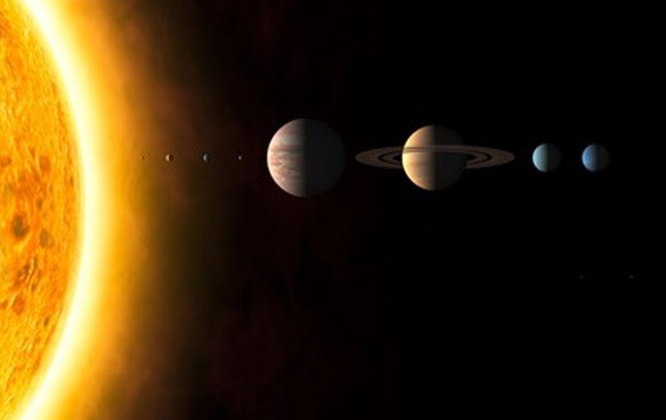 Planetario. Sistema Solar